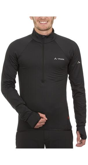 VAUDE Livigno - Sweat-shirt Homme - noir